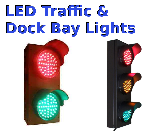 Industrial Traffic & Dock Bay Lights